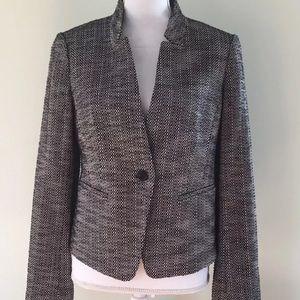 Loft Tweed Jacket Size 6